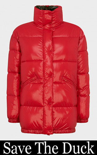 Down Jackets Save The Duck 2018 2019 Women's 37