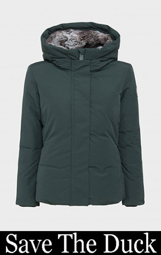 Down Jackets Save The Duck 2018 2019 Women's 46