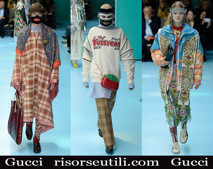 Fashion Gucci 2018 2019 women's new arrivals fall winter