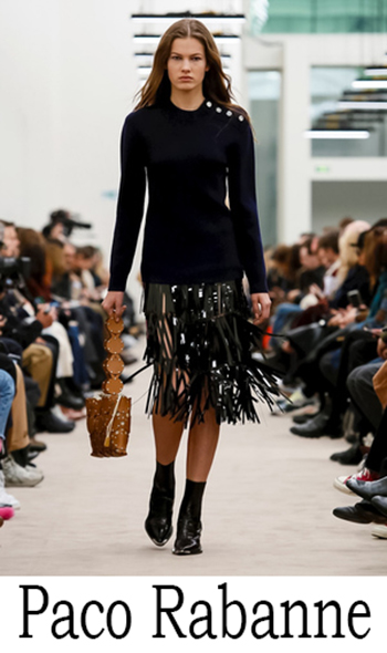 Fashion Trends Paco Rabanne Fall Winter Women's 3
