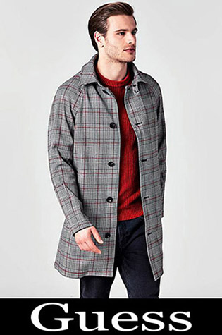 Jackets Guess 2018 2019 Men's New Arrivals Fall Winter 10