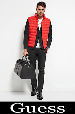 Jackets Guess 2018 2019 Men's New Arrivals Fall Winter 12