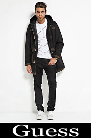 Jackets Guess 2018 2019 Men's New Arrivals Fall Winter 21