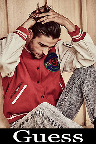 Jackets Guess 2018 2019 Men's New Arrivals Fall Winter 24