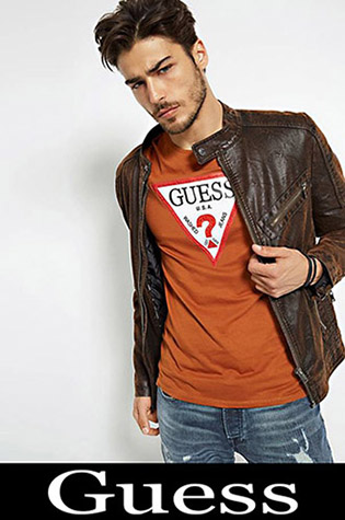 Jackets Guess 2018 2019 Men's New Arrivals Fall Winter 31