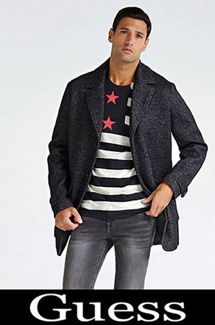 Jackets Guess 2018 2019 Men's New Arrivals Fall Winter 33