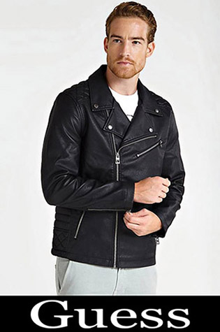 Jackets Guess 2018 2019 Men's New Arrivals Fall Winter 34