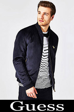 Jackets Guess 2018 2019 Men's New Arrivals Fall Winter 42