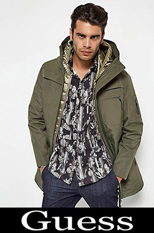 Jackets Guess 2018 2019 Men's New Arrivals Fall Winter 44