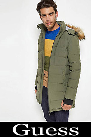 Jackets Guess 2018 2019 Men's New Arrivals Fall Winter 9