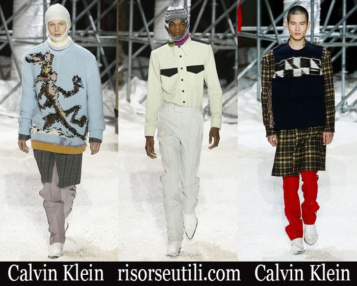 New Arrivals Calvin Klein 2018 2019 Men's Clothing
