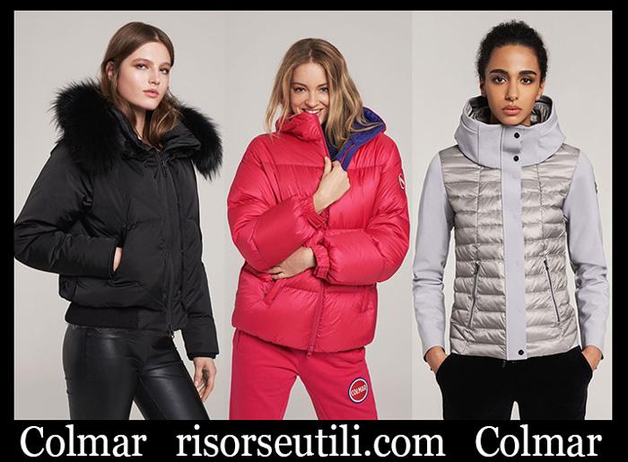 New Arrivals Colmar 2018 2019 Women's Outerwear