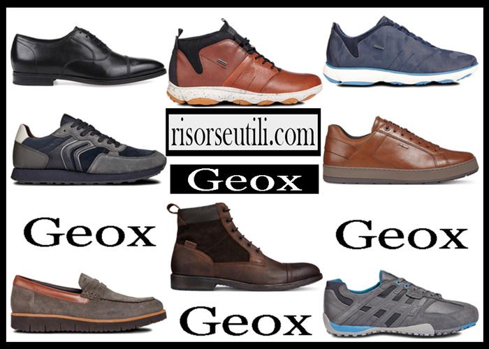 New Arrivals Geox 2018 2019 Men's Shoes