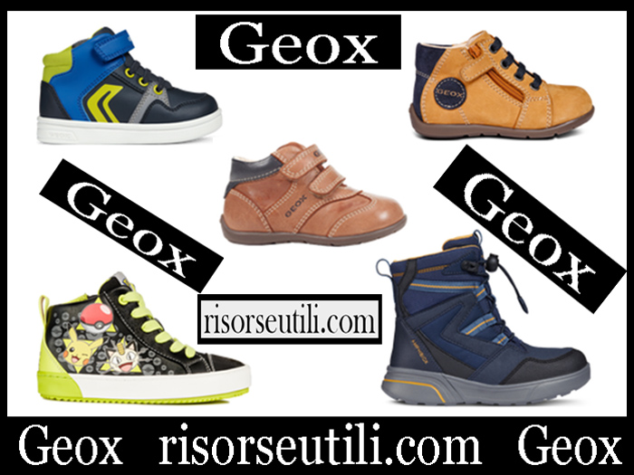 New Arrivals Geox Child 2018 2019 Shoes