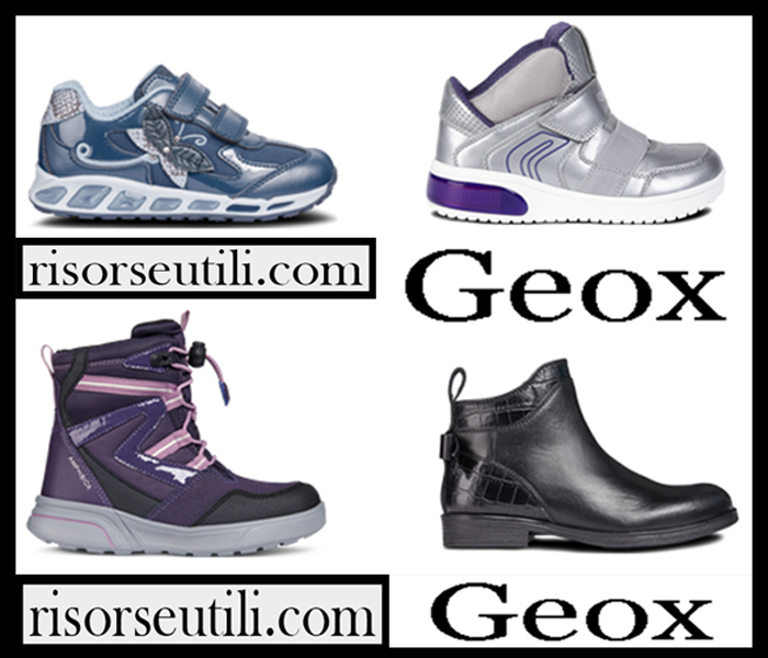 New Arrivals Geox Girl 2018 2019 Shoes