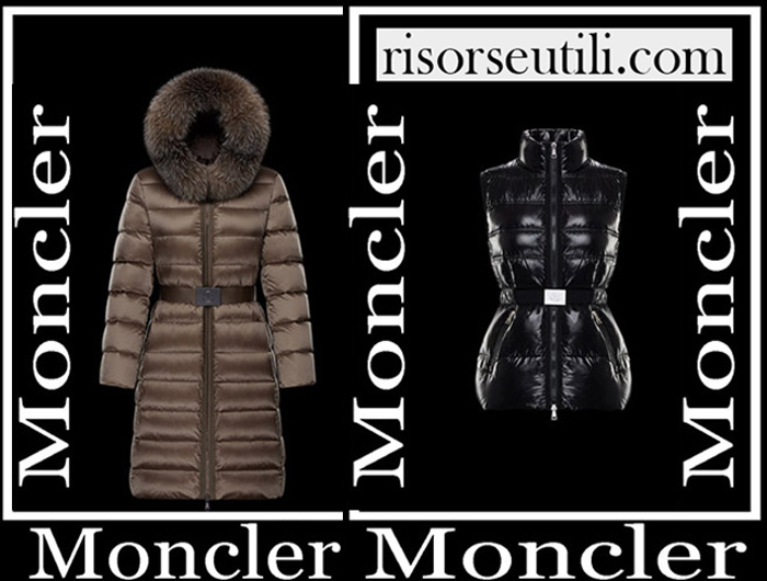 New Arrivals Moncler 2018 2019 Women's Outerwear