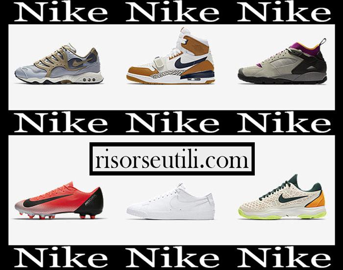 New Arrivals Nike 2018 2019 Men's Shoes