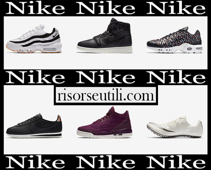 New Arrivals Nike 2018 2019 Women's Shoes
