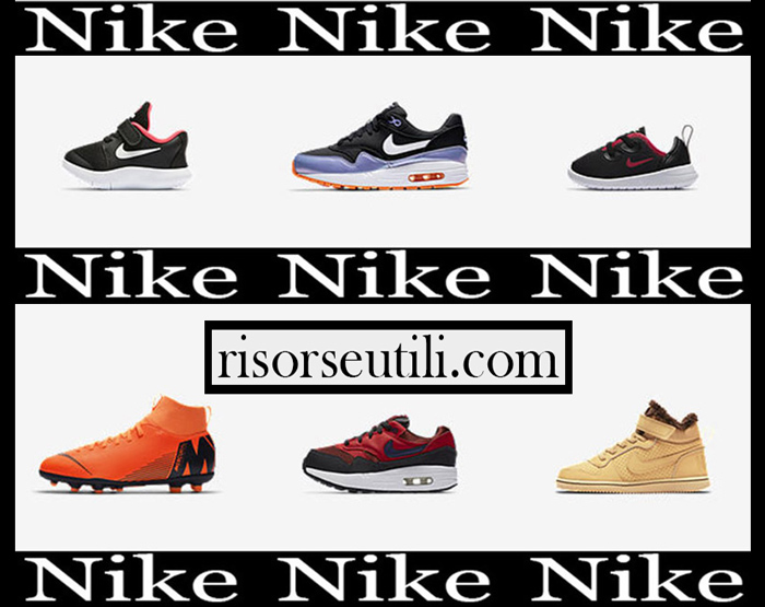 New Arrivals Nike Girls 2018 2019 shoes