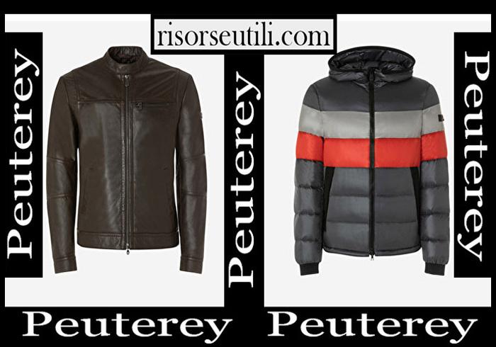 New Arrivals Peuterey 2018 2019 Men's Outerwear