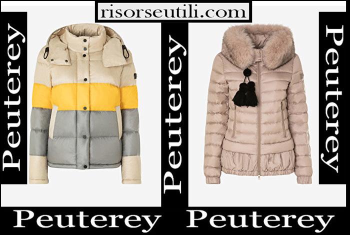 New Arrivals Peuterey 2018 2019 Women's Outerwear