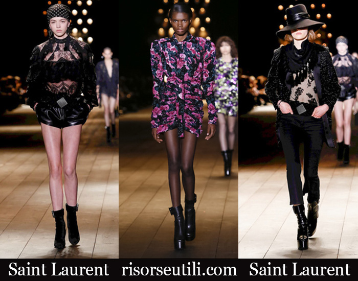New Arrivals Saint Laurent 2018 2019 Women's Clothing