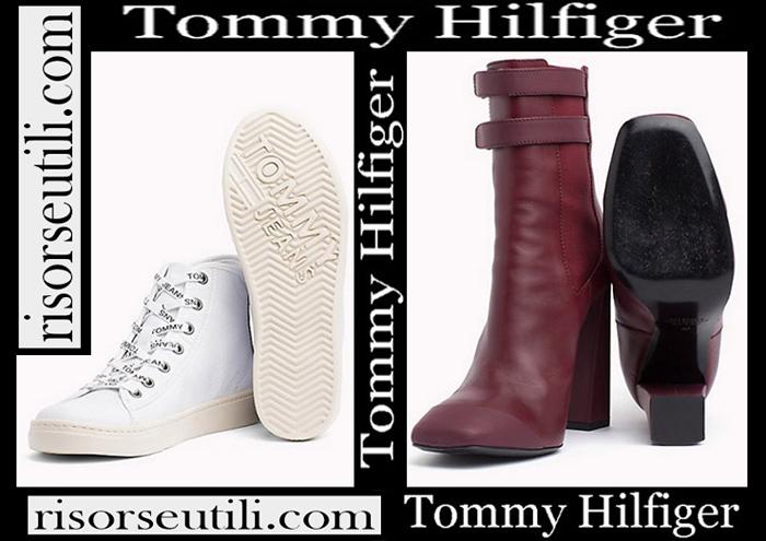 New Arrivals Tommy Hilfiger 2018 2019 Women's Shoes