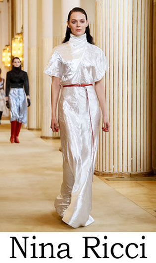 Nina Ricci Fall Winter 2018 2019 Womens 1