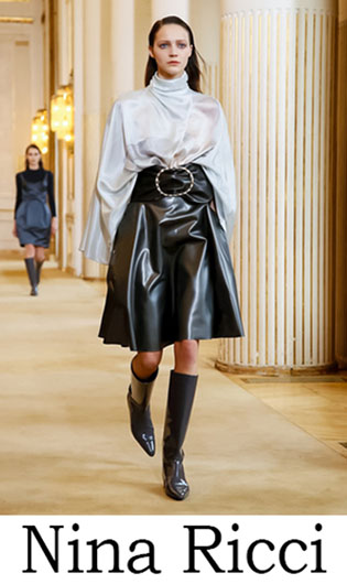 Nina Ricci Fall Winter 2018 2019 Womens 11