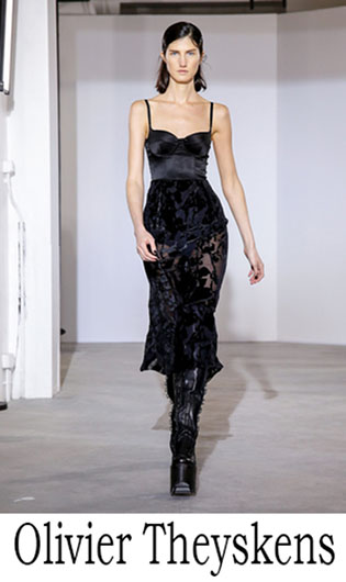 Olivier Theyskens Fall Winter 2018 2019 Womens 4
