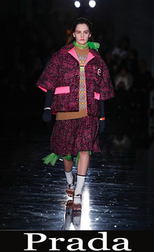 Prada Fall Winter 2018 2019 Women's 19