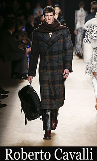 Roberto Cavalli Fall Winter 2018 2019 Mens 11
