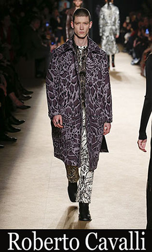 Roberto Cavalli Fall Winter 2018 2019 Mens 3