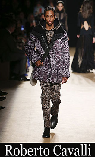 Roberto Cavalli Fall Winter 2018 2019 Mens 4