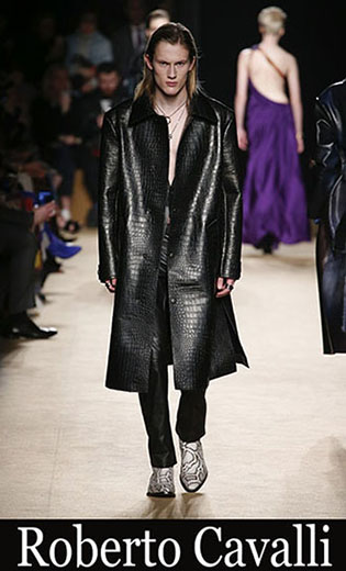 Roberto Cavalli Fall Winter 2018 2019 Mens 7