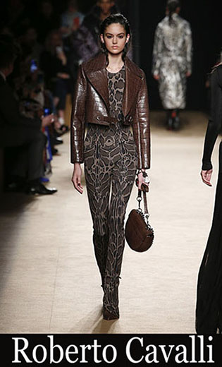 Roberto Cavalli Fall Winter 2018 2019 Womens 15