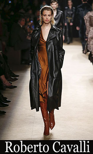 Roberto Cavalli Fall Winter 2018 2019 Womens 20