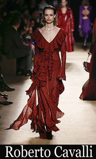 Roberto Cavalli Fall Winter 2018 2019 Womens 44