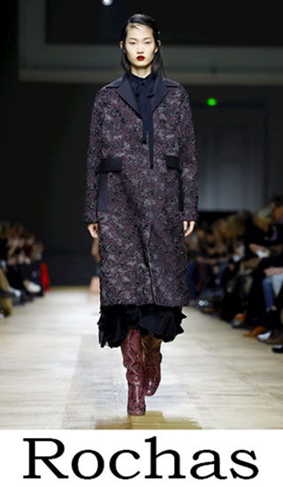 Rochas Fall Winter 2018 2019 Womens 1