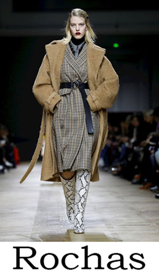 Rochas Fall Winter 2018 2019 Womens 10