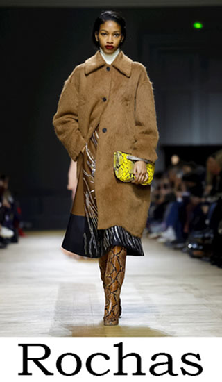 Rochas Fall Winter 2018 2019 Womens 11