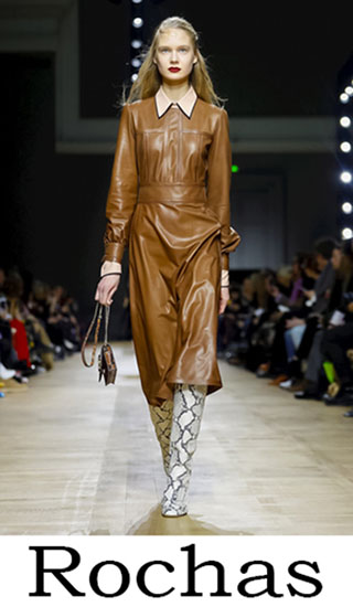Rochas Fall Winter 2018 2019 Womens 13