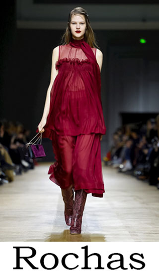 Rochas Fall Winter 2018 2019 Womens 14
