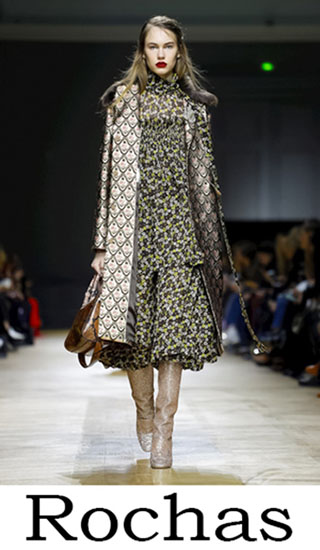 Rochas Fall Winter 2018 2019 Womens 15