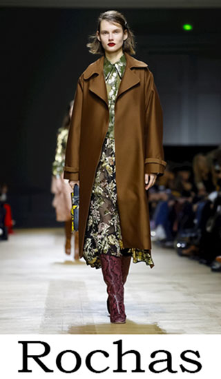 Rochas Fall Winter 2018 2019 Womens 18