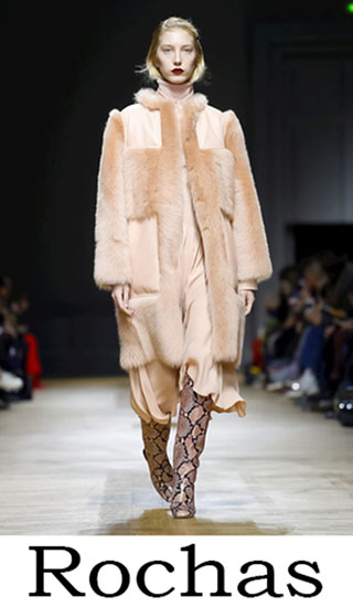 Rochas Fall Winter 2018 2019 Womens 19