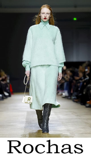 Rochas Fall Winter 2018 2019 Womens 2