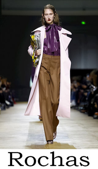 Rochas Fall Winter 2018 2019 Womens 20