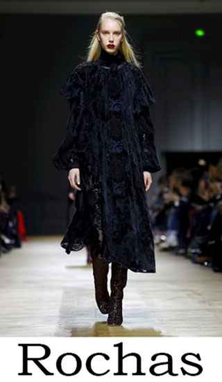 Rochas Fall Winter 2018 2019 Womens 6