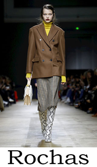 Rochas Fall Winter 2018 2019 Womens 7